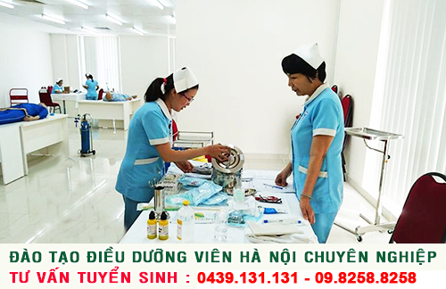 Tuyển sinh Cao đẳng Điều dưỡng năm 2017