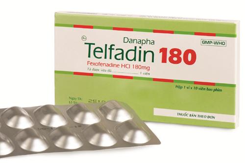 Không sử dụng thuốc chống dị ứng terfenadin và astemizol với thuốc ketoconazol
