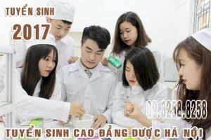 tuyen-sinh-cao-dang-duoc-ha-noi-2017-2