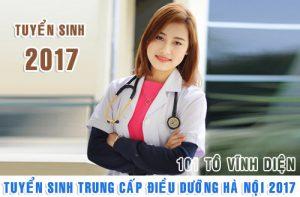 tuyen-sinh-trung-cap-dieu-duong-ha-noi-nam-2017