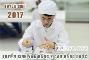 tuyen-sinh-van-bang-2-cao-dang-duoc-thai-thinh