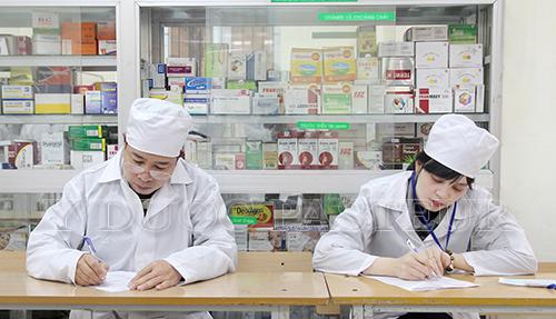 Đào tạo liên thông Cao đẳng Dược ngoài giờ hành chính