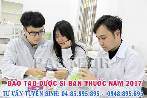 Trường Cao đẳng Y Dược Pasteur có mức học phí Cao đẳng Dược tiết kiệm