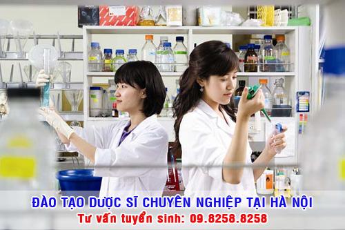 Tuyển sinh đào tạo Dược sĩ Cao đẳng tại Hà Nội