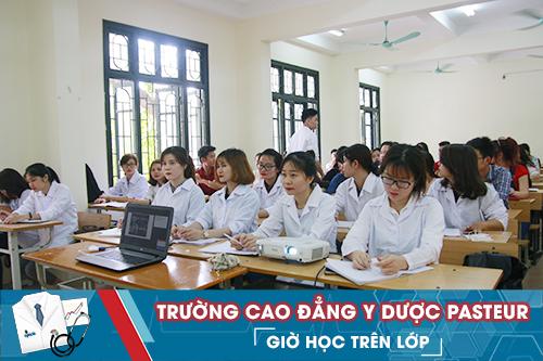 Trường Cao đẳng Y Dược Pasteur - địa chỉ đào tạo văn bằng 2 Cao đẳng Dược chất lượng