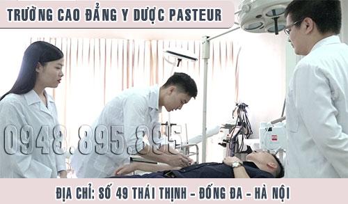 Tuyển sinh Cao đẳng Điều dưỡng Hà Nội năm 2017