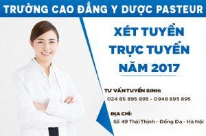 Truong-cao-dang-y-duoc-pasteur-xet-tuyen-truc-tuyen-nam-2017