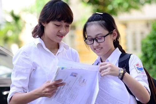 Bộ Giáo dục Đào tạo tư vấn thí sinh cách điều chỉnh nguyện vọng