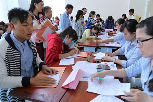 Hơn 35.000 thí sinh đã điều chỉnh nguyện vọng xét tuyển trong ngày đầu tiên