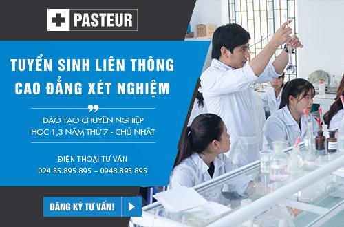 Hồ sơ Liên thông Cao đẳng Xét nghiệm tại Hà Nội 2017 theo quy định
