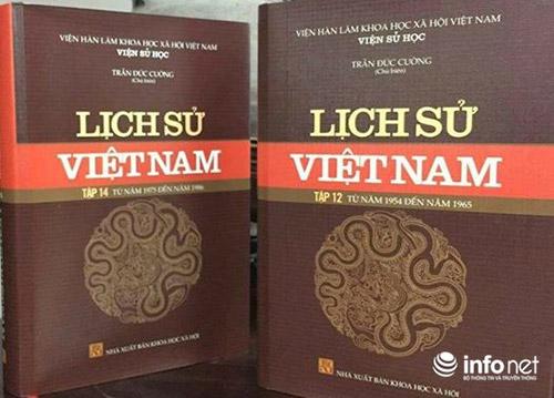 Bộ Lịch sử Việt Nam tái bản lần 1 đã chính thức được ra mắt với quy mô hơn 10.000 trang