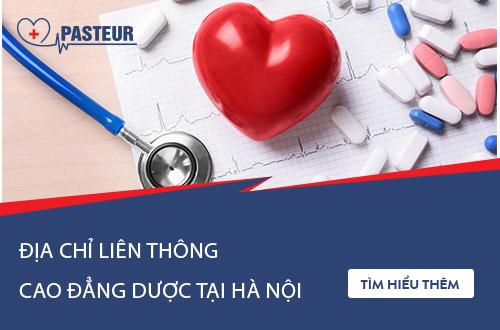 Cơ hội Liên thông Cao đẳng Dược tốt nhất tại Hà Nội