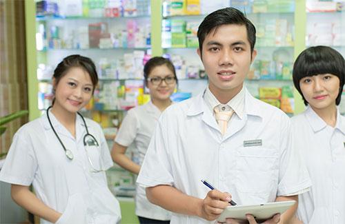 Học Liên thông Cao đẳng Dược được nhiều thí sinh lựa chọn