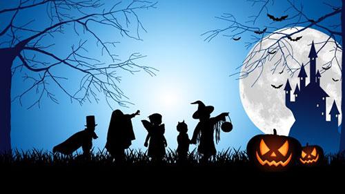 Các hoạt động được diễn ra sôi động trong  lễ hội Halloween