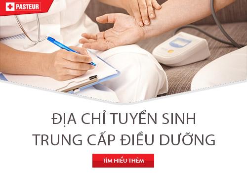 Địa chỉ tuyển sinh Trung cấp Điều dưỡng tốt nhất Hà Nội