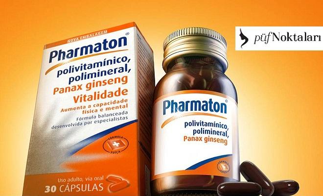 Cách sử dụng thuốc pharmaton mang liệu hiệu quả cao