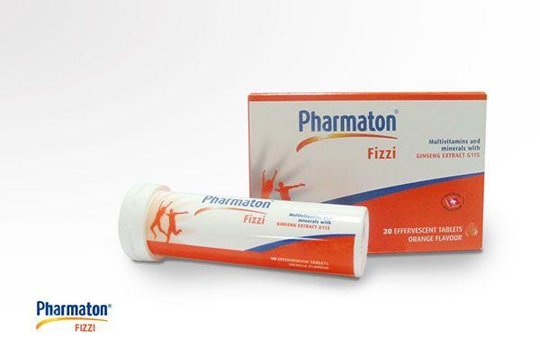 Tác dụng của thuốc pharmaton