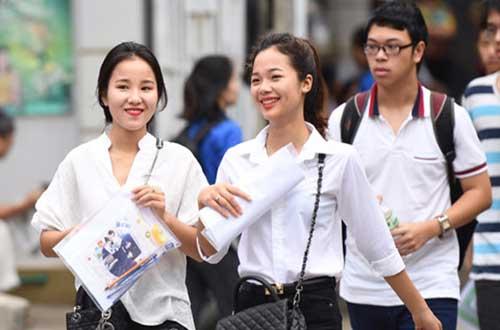 Thí sinh lựa chọn đăng ký bài thi Khoa học xã hội tăng mạnh