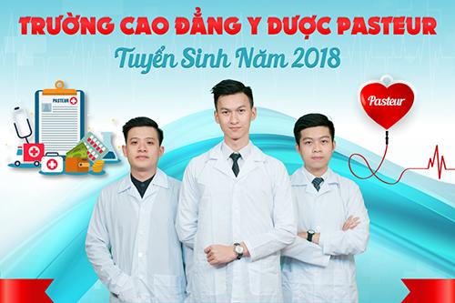 Tuyển sinh Cao đẳng Y Dược năm 2018