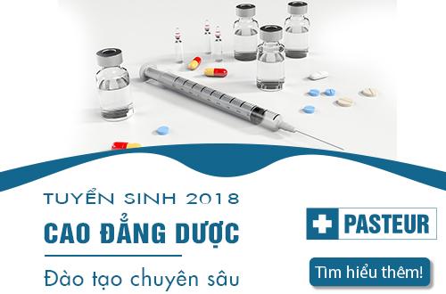 Tuyển sinh Cao đẳng Dược Hà Nội năm 2018