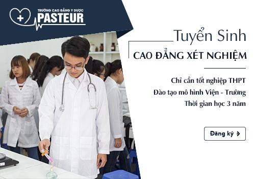Học Cao đẳng xét nghiệm Y học tại Trường Cao đẳng Y Dược Pasteur gồm những giấy tờ gì?
