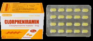 Dược sĩ tư vấn cách dùng thuốc Clopheniramin chính xác nhất