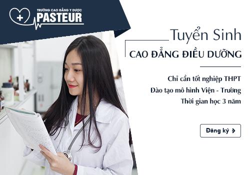 Hình thức xét tuyển Cao đẳng Điều dưỡng Hà Nội năm 2018