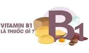 Vitamin B1 là thuốc gì?