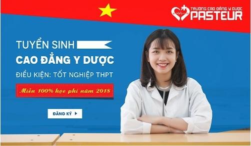 Điều kiện xét tuyển Cao đẳng Dược TP.HCM năm 2018