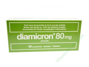 Thuốc điều trị đái tháo đường Diamicron dùng như thế nào là hiệu quả?