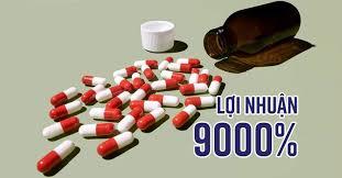 Cảnh báo: thuốc Zinnat 500mg giả được bán tràn lan trên thị trường