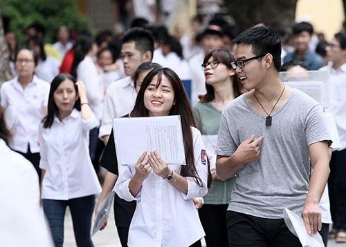 Ngày 1/4 thí sinh bắt đầu đăng ký dự thi THPT Quốc gia 2018