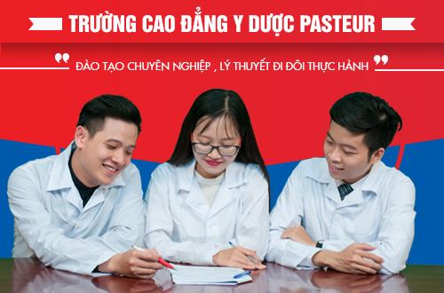 Trường Cao đẳng Y dược Pasteur đào tạo theo mô hình bệnh viên trường học