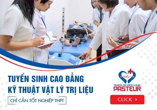 Cao đẳng Vật lý trị liệu Hà Nội đào tạo trong thời gian 3 năm
