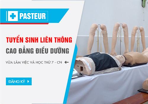Hình thức thi tuyển Liên thông Cao đẳng Điều dưỡng TP Hồ Chí Minh
