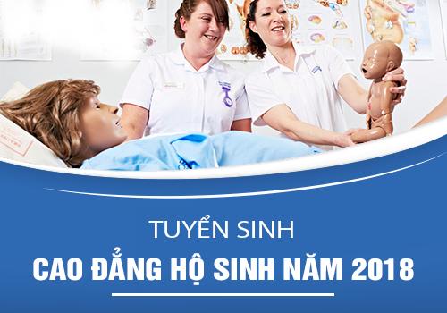 Hình thức tuyển sinh Cao đẳng Hộ sinh Hà Nội năm 2018
