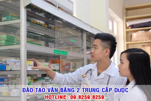 Văn bằng 2 Trung cấp Dược Hà Nội tuyển sinh năm 2017