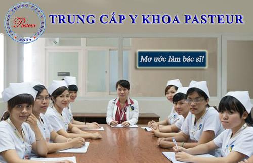 Trường Trung cấp Y Khoa Pasteur đào tạo theo mô hình Trường học - Bệnh viện