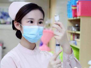 Sinh viên Y Khoa Pasteur thực hành tại bệnh viện