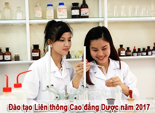 Có được liên thông Trung cấp Kỹ thuật Xét nghiệm lên Cao đẳng Dược?