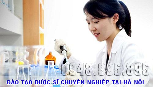 Đào tạo Dược sĩ chuyên nghiệp tại Hà Nội