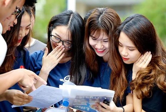 Quy chế tuyển sinh THPT Quốc gia năm 2018 không có nhiều thay đổi