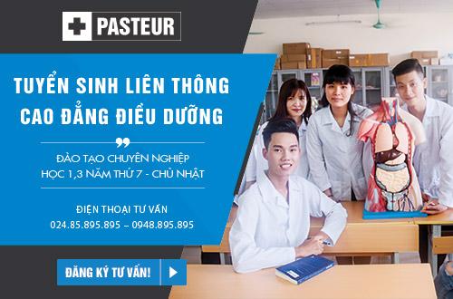 Đối tượng được phép Liên thông Cao đẳng Điều dưỡng tại Hà Nội?