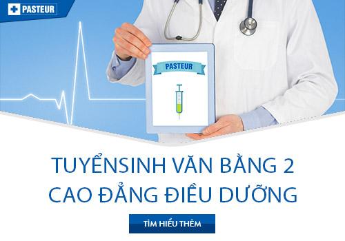 Tuyển sinh Văn bằng 2 Cao đẳng Điều dưỡng với bộ hồ sơ xét tuyển đơn giản