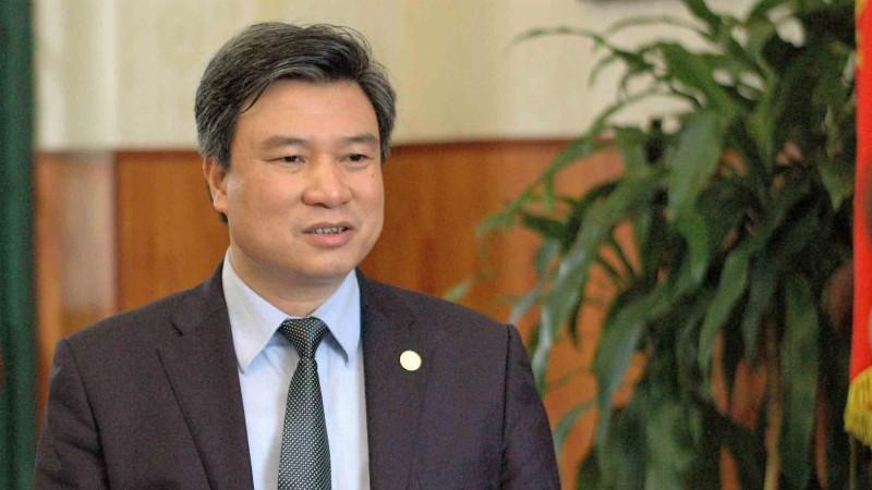 Tân thứ trưởng Bộ GD&ĐT Nguyễn Hữu Độ