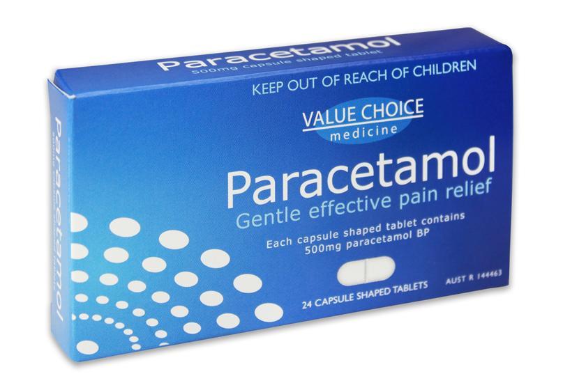 Paracetamol gây nên tác hại khó lường nếu dùng không đúng cách
