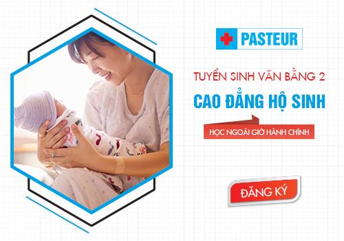 Tuyển sinh Văn bằng 2 Cao đẳng Hộ sinh Hà Nội