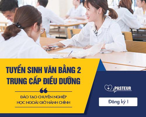 Địa chỉ tuyển sinh Văn bằng 2 Trung cấp Điều dưỡng Hà Nội