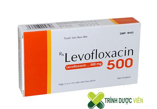 Thuốc Levofloxacin sử dụng có an toàn không?