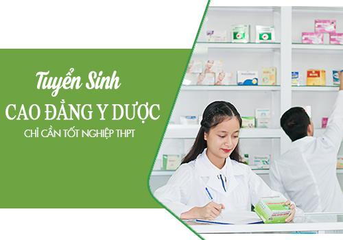Địa chỉ học Cao đẳng Dược Hà Nội năm 2018 chất lượng